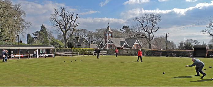 Welcome to High Legh Bowling Club